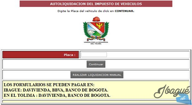 impuesto-carro-ibague