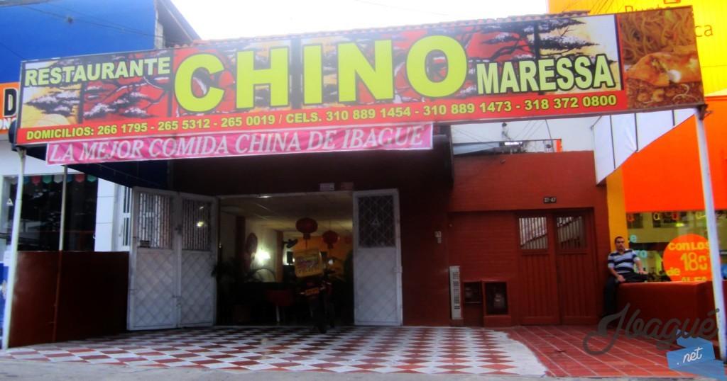 Restaurante chino maressa ubicado en la carrera quinta en ibagu - Restaurante chino jardin feliz ...