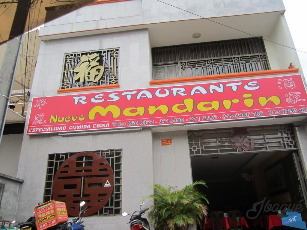 Restaurante nuevo mandarin ubicado en el barrio jordan en for Restaurante chino jardin