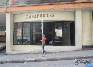 Pasaporte en Ibagué